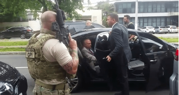 Detienen por corrupción al expresidente Michel Temer