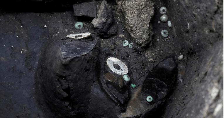 Arqueólogos buscan tumba de un emperador azteca en la CDMX