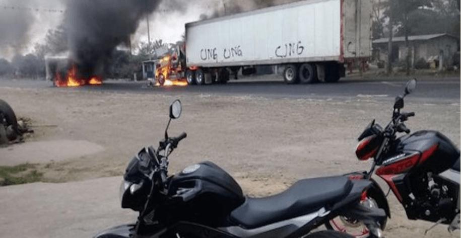 Guerra entre cárteles estremece a Veracruz
