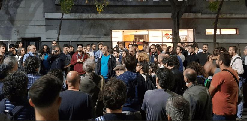 Despido masivo de periodistas en El Clarín