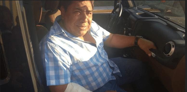 El  reportero Hiram Moreno emprende huelga de hambre en Juchitán