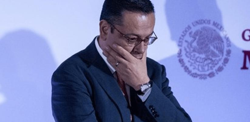 Germán Martínez presenta su renuncia al IMSS