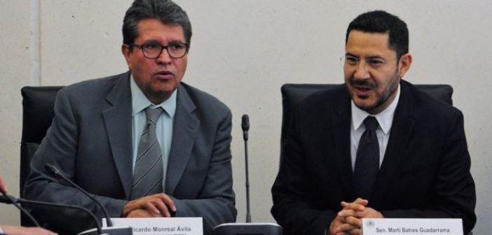 Impugnará Martí Batres elección para presidencia del Senado