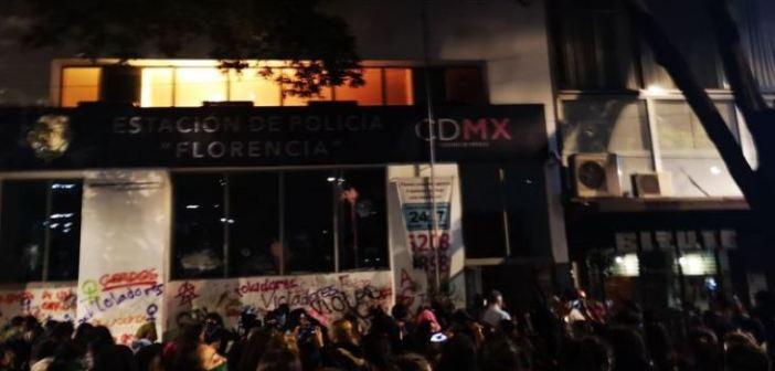 Llama López Obrador a evitar violencia en las protestas