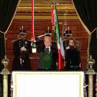 México celebra su independencia: El Grito de AMLO (VIDEO)