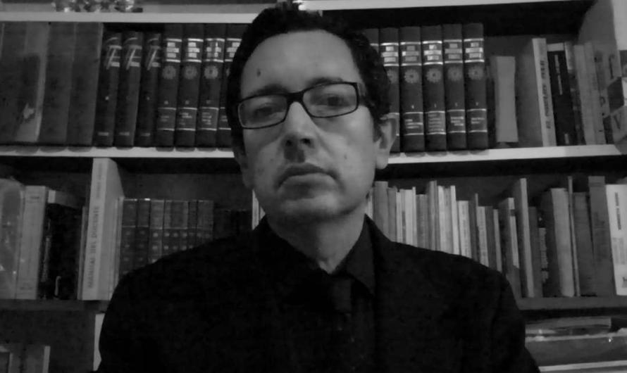 Joaquín Ortega: Si los ciudadanos salen de la pandemia con mayor espíritu de sospecha, habrá sido un triunfo civilizatorio