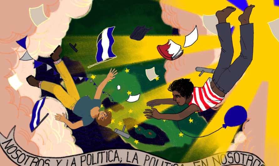 El quiebre social y político de Nicaragua