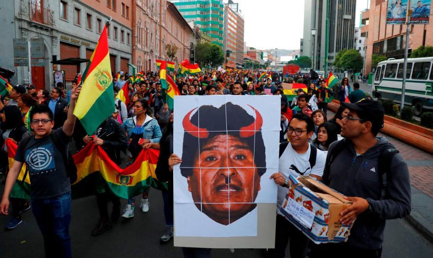 Alejandra Serrate: Frente a cualquier abuso, los bolivianos van a volver a las calles