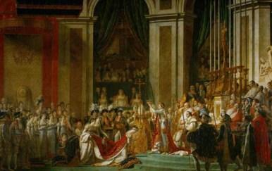 Coronacion de Napoleon