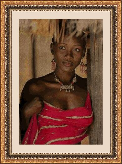 CULTURA AFRICANA 30307