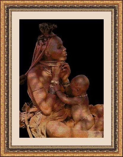 CULTURA AFRICANA 30316