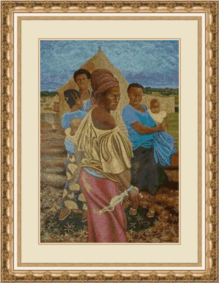 Cultura Africana 0741