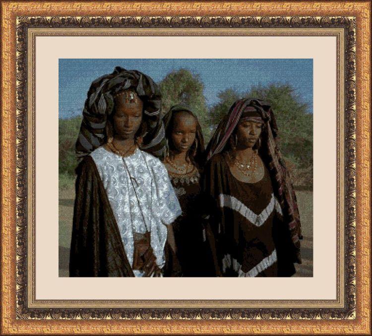 Etnicos y Tribus 1893