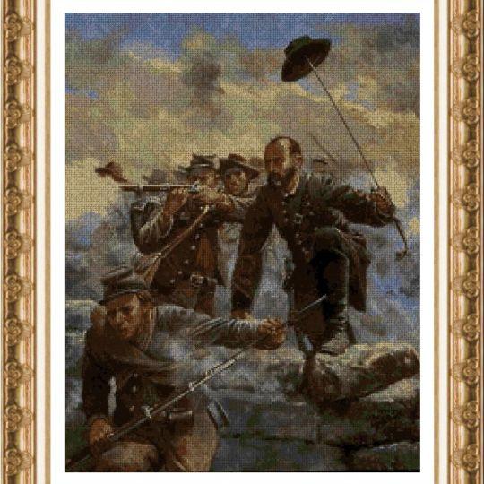 Militares y Belicos 1607