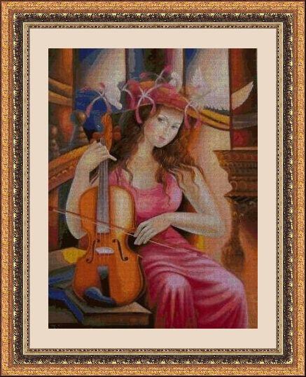 Damas Y Romanticos 1459 1
