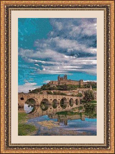Paisajes Naturales y Urbanos 1604 1