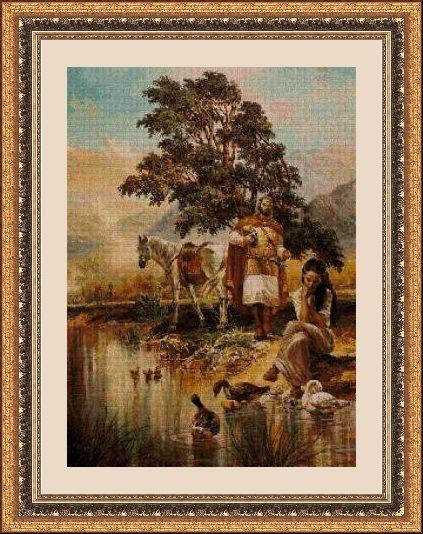 Paisajes Naturales y Urbanos 1761 1