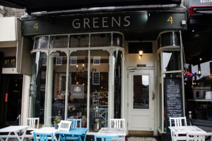 Greens Bar and Kitchen