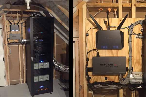 AV Rack Room
