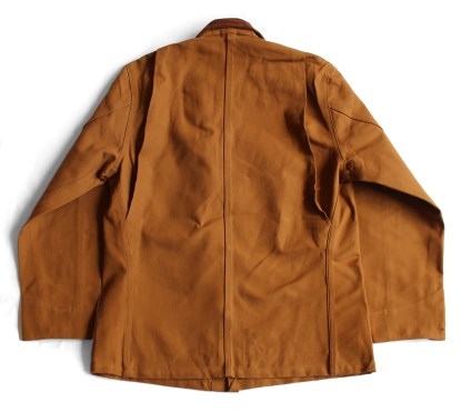 Vintage Carhartt Brown Duck Chore Coat