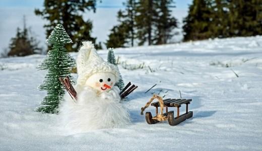 冬休みに子供と一緒に楽しめる過ごし方7選!一緒に思い出を作ろう!