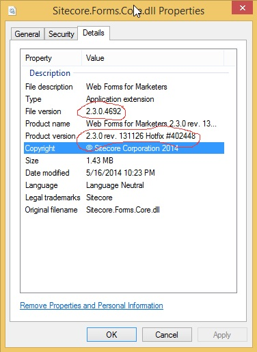 Problem with upgrading WFFM for Sitecore 7.2 (2/4)