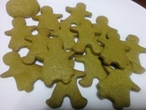 セリア クッキーミックス 抹茶 100均 男の子 女の子 抜型