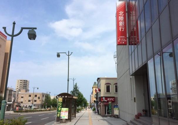 小樽駅前通り