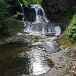 札幌市西区「平和の滝」散策