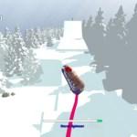 【Snow Horse】バカゲー?馬をスノーボードで飛ばすゲーム