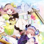 【リディー&スールのアトリエ ~不思議な絵画の錬金術士~】予約開始日決定!