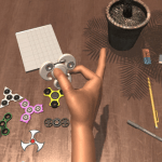 【Hand Simulator】ハンドスピナーを楽しめるゲーム