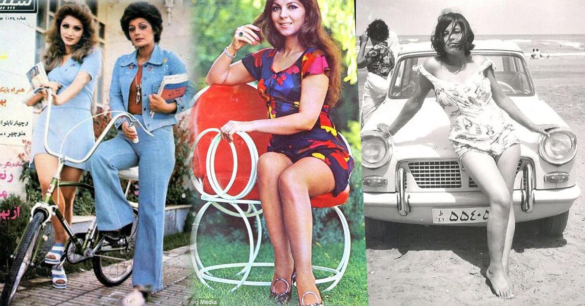 ५० वर्षअघि यति 'बोल्ड' थियो इरानी जीवनशैली, हेराैँ २५ तस्वीर