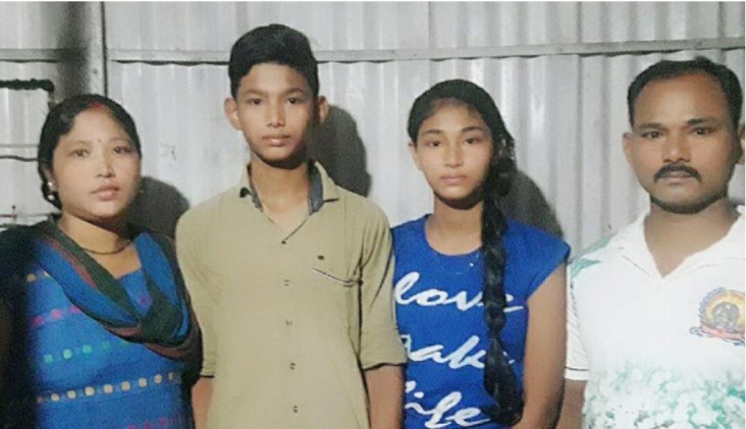 भारतीय बोर्ड परीक्षामा नेपाली मजदुरकी छोरी ९६.४ प्रतिशत अंक ल्याएर उतिर्ण