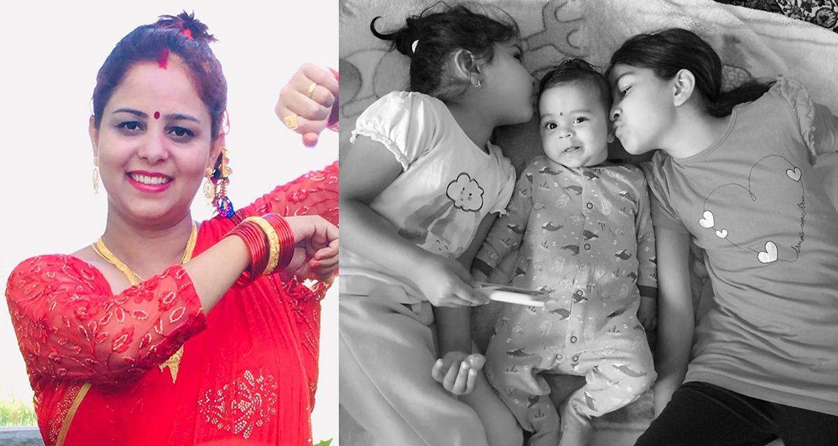 अष्ट्रियामा आफ्नै ३ सन्तानलाइ सि'ध्या'उने नेपाली महिला को हुन् ? किन चालिन् यस्ताे क'दम