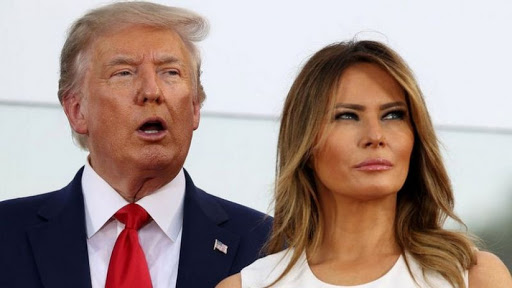 अमेरिकमी राष्ट्रपति ट्रम्प र उनकी पत्नीलाई कोरोना पुष्टि