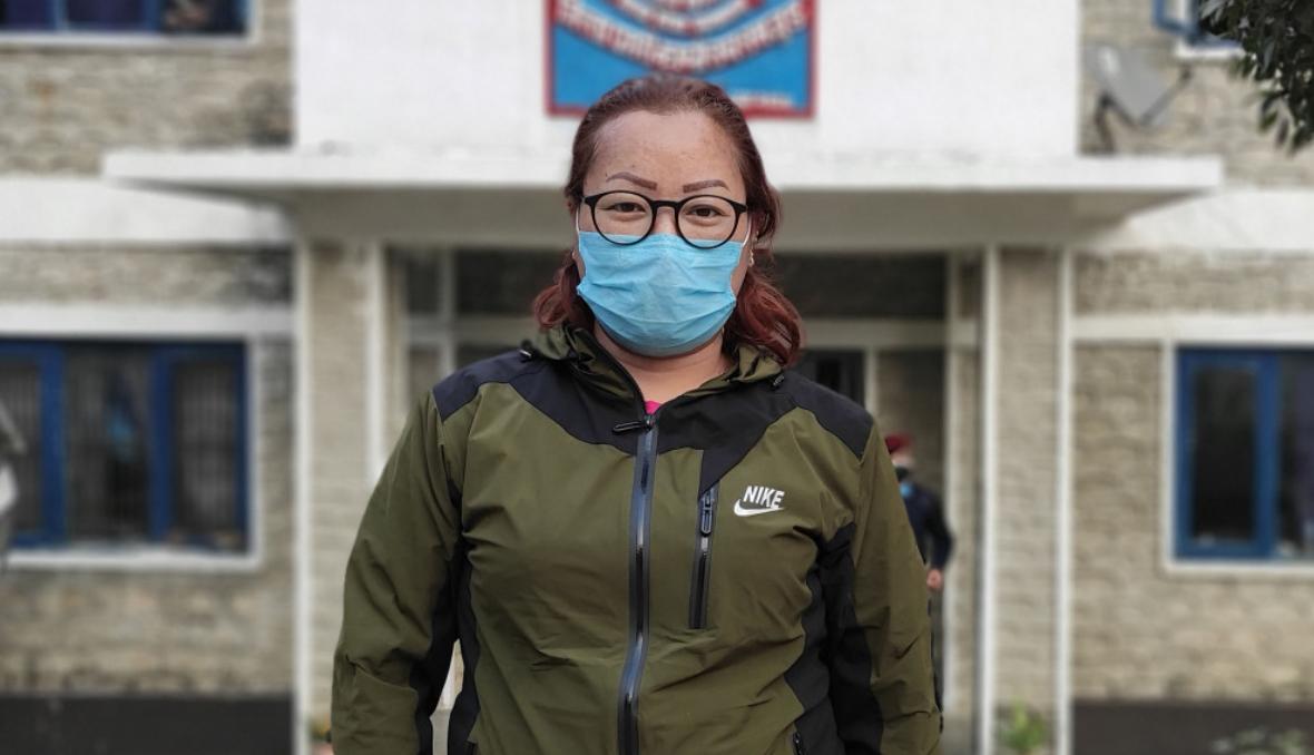 इराक लुकेर बसेकी महिला १३ वर्षपछि 'पक्राउ'