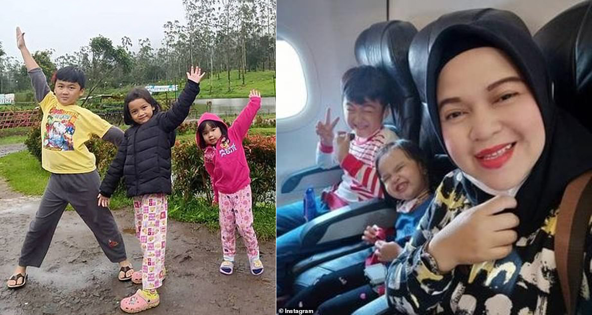 इण्डोनेशिया विमान दुर्घटनाः एकै परिवारका ५ जना जसलाई नियतिले संसारबाट बिदा गरायो