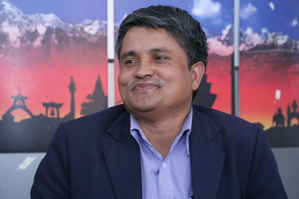 प्रचण्ड र नेपाल प्रधानमन्त्री बन्नु गोरु ब्याएर बिगौती खानु जस्तै हो- सूर्य थापा