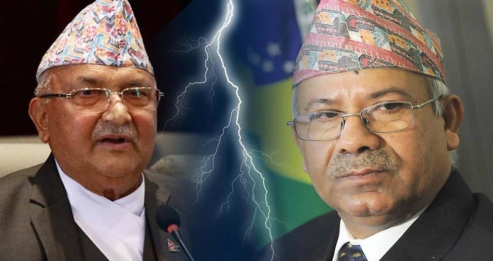 माधवकुमार नेपाललाई जन्मदिनमै धक्का, नेपाल कम्युनिस्ट पार्टी (नेकपा) खारेज