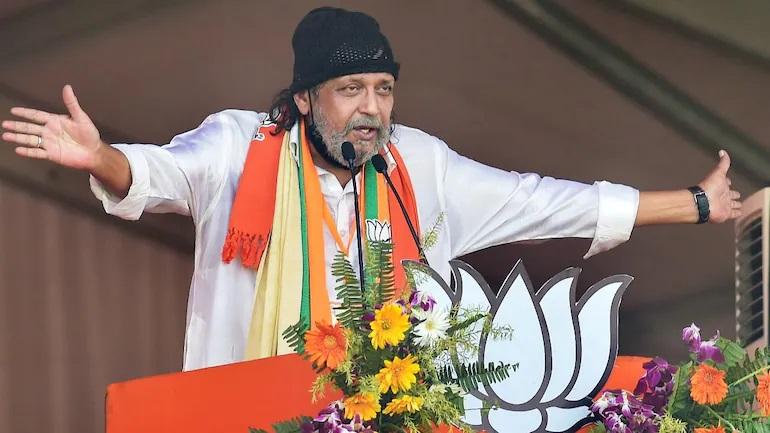 भारतीय जनता पार्टीमा प्रवेश गरे मिथुन चक्रवर्ती