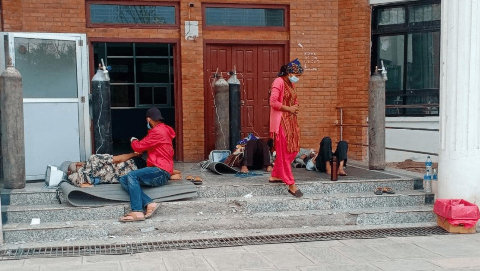 आईसीयू अभावमा छटपटिँदै मृत्यु !