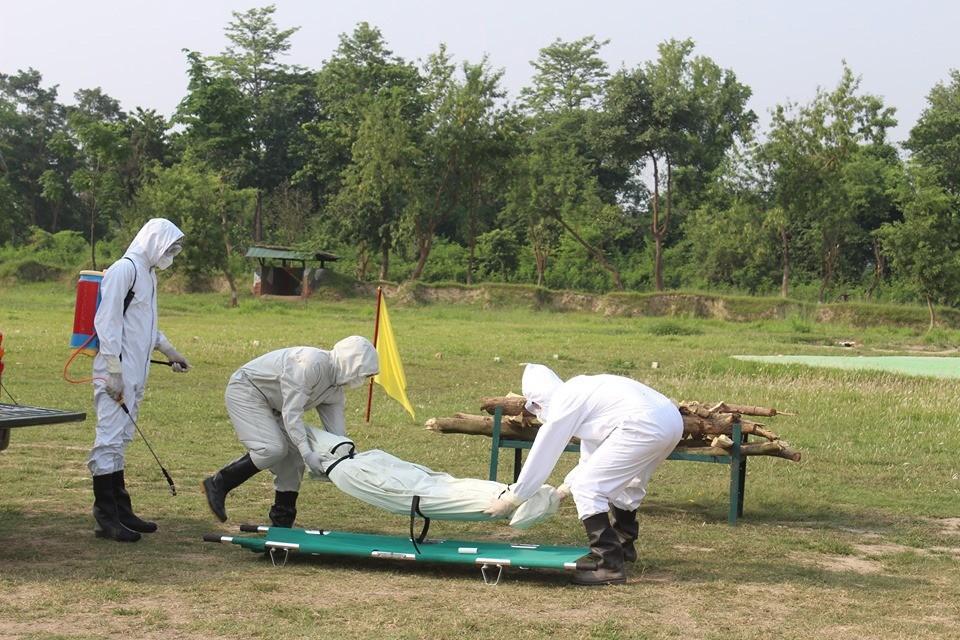 अवस्था झनै भयावह, कोरोना संक्रमणबाट एकै दिन १३९ जनाको मृत्यु