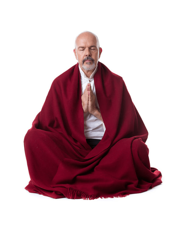 Cashmere Meditation Shawl