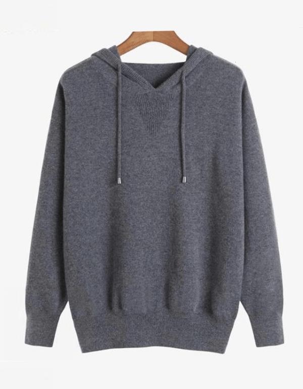 Cashmere Pullover Sweater