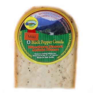 Mild Black Pepper Gouda Cheese