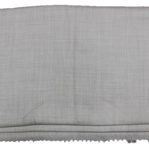 Kullu Wool Men's Shawl/Loi- Grey-Plain