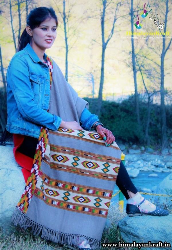 Border Shawl Embroidered Shawl Fine Embroidered Shawl Fine Wool Shawl Floral Shawl Geomatric Design Shawl Girls Shawls Hand Woven Shawl Himachal Handloom Himachal Shawls Himalayan Art Himalayan Handloom Himalayan Shawl Himalayan Trend Himalayan Weavers Knitted Shawl Kullu Shawl Kullu Souvenir Shawl Pattern Design Pure Wool Shawl Scarf Shawl Scarves Shawls Souvenir Shawl Traditional Shawl Winter Shawl Wool Shawl Woolen Shawl Wrap Shawls Grey Shawl Burfi Designed 3 Patti Shawl