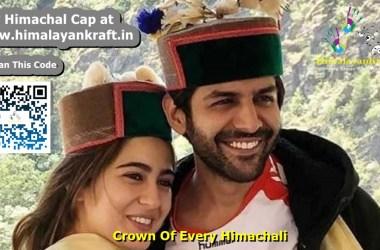 Sara Ali Khan And Karthik Love Himachal Cap