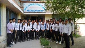 Lecture at GDC Kullu